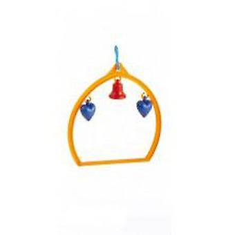 Yagu Swing Cascabel Pequeño Ibicanari (Birds , Bird Cage Accessories , Toys , Swings)