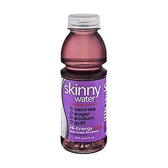 Skinny Water Oran Cran Tang-( 473 Ml X 12 )
