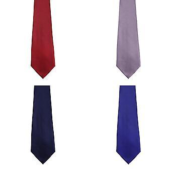 Premier Krawatte - Mens horizontale Streifen weben Arbeit