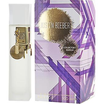 Justin Bieber Collector-apos;s Edition Eau de Parfum Spray 100ml