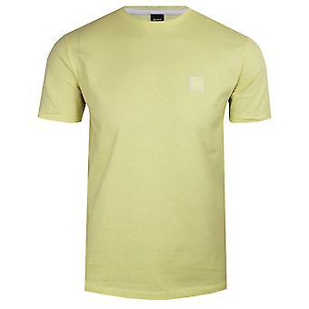 Hugo boss men's yellow tales t-shirt