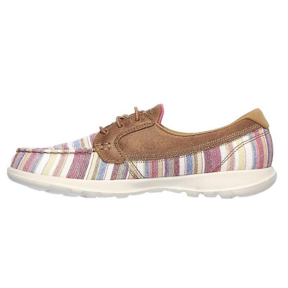 Skechers Womens/Ladies Gowalk Lite Beachside Boat Shoe