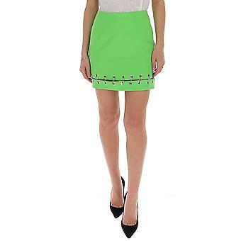 Irène igcgs001330 Jupe en polyester vert