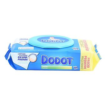 Moist Wipes Dodot (64 pcs)