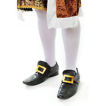 Skarpetki biały kolana wysokie dorosły