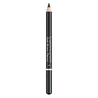 Ögonbrynspenna Artdeco/4 - Ljusgrå Brun - 1,1 g