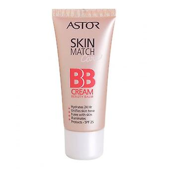 Astor Skin Match Care BB-voide-100 Ivory