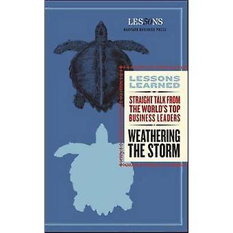 La tempête d'altération par cinquante leçons - livre 9781422139790