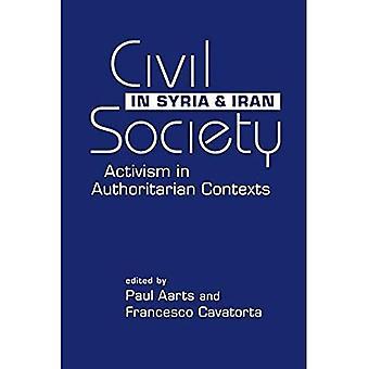 Civil Society in Syria and Iran