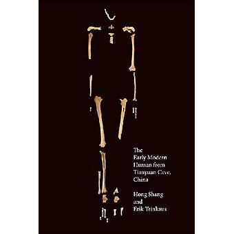 The Early Modern Human from Tianyuan Cave - China by Hong Shang - Eri