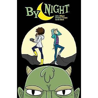 By Night Vol. 1 by John Allison - 9781684152827 Book