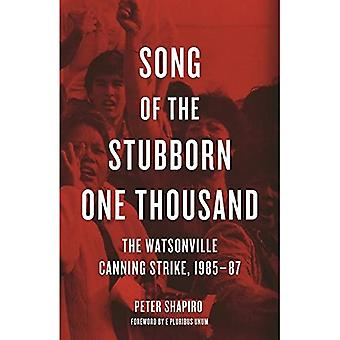 Song of the Stubborn One Thousand