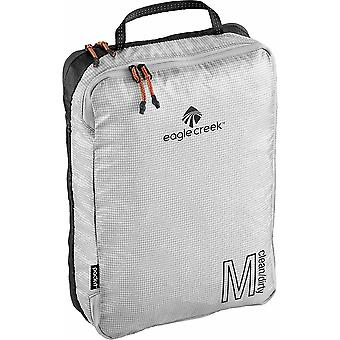 Eagle Creek Pack It Specter Tech Clean/Dirty Cube M - Black/White