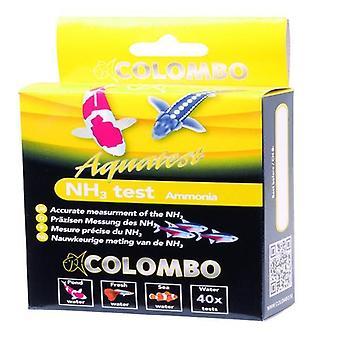 Colombo vijver NH3 test kit
