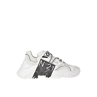 Ezgl0681888 Femmes-apos;s White Leather Sneakers