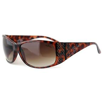 Bloc Eyewear Turin Tortoise Sunglasses BG12 Brown Graduated Cat 3 Lens