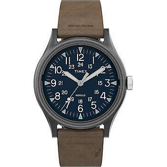 montre Timex montres MK1 Steel 40mm TW2T68200 - montre  Homme