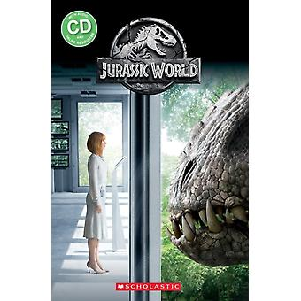 Jurassic World Book ampli CD par Fiona Beddall