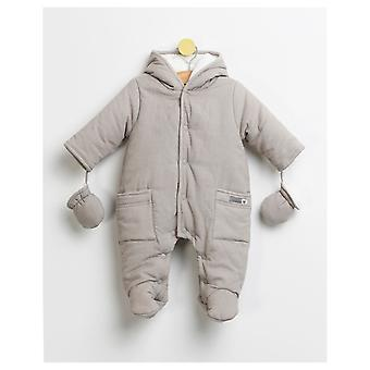 The Essential One Unisex Corduroy Pramsuit