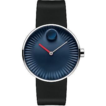 Movado 3680004 Edge Heren Horloge