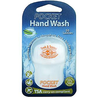 Sea to Summit Pocket Hand Wash (TSA Approved) (50 Leaves)
