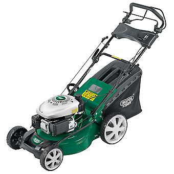 Draper 37995 Expert 135Cc (3.2Hp) 460mm 3 In 1 Self Propelled Petrol Lawn Mower