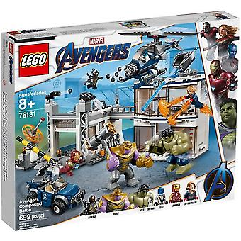 LEGO 76131 Battle at the Base of the Avengers
