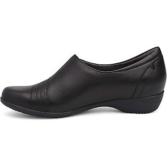 Dansko Women's Shoes Franny Moulud Nappa Leather Closed Toe Loafers