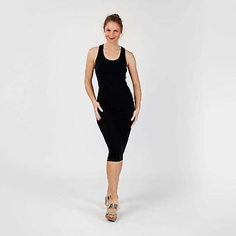 Vestido Largo Ginebra Negro
