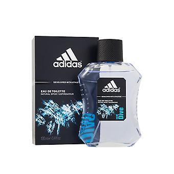 Adidas Ice Dive Eau de Toilette 100ml Spray Per Lui