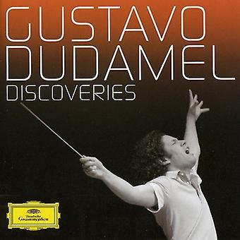 Dudamel/Sbyov - découvertes [8 pistes] importation USA [CD]