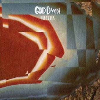 God Damn - Vultures [Vinyl] USA import