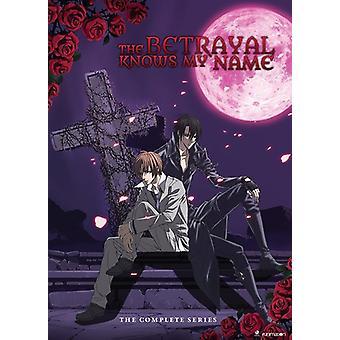 Traición sabe mi nombre: La serie completa [DVD] los E.e.u.u. la importación