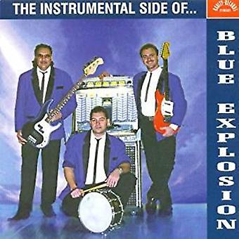 Blue Explosion - Instrumental Side of [CD] USA import