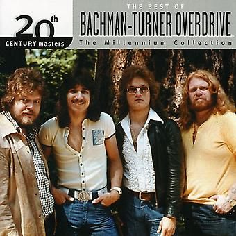 Bachman-Turner Overdrive - Millennium Collection-20th Century Masters [CD] USA import