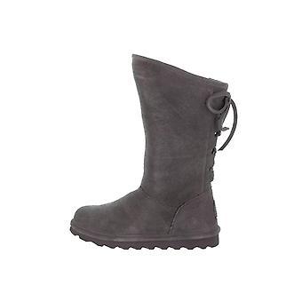 أغلقت Phylly Bearpaw المرأة أحذية الطقس البارد العجل منتصف إصبع القدم