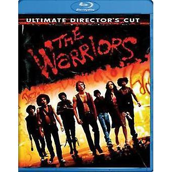 Warriors [Blu-ray] USA import