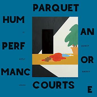 Parquet Courts - Human Performance [CD] USA import