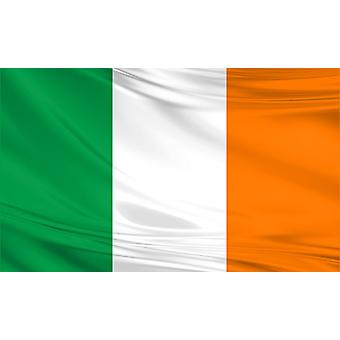 Pack of 3 Republic of Ireland Flag 3ft x 5ft Polyester Fabric Country National