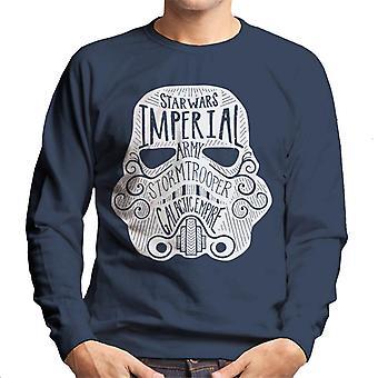 Star Wars Stormtrooper Imperial Army Men 's Sweatshirt Star Wars Stormtrooper Imperial Army Men 's Sweatshirt