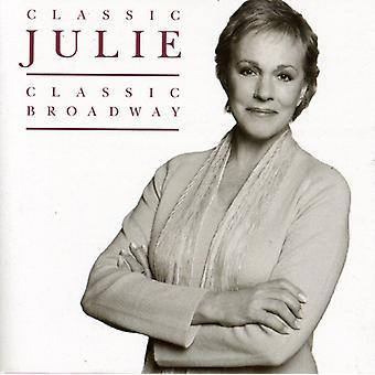 Julie Andrews - Classic Julie: Classic Broadway [CD] USA import
