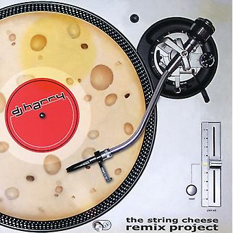 DJ Harry - String Cheese Remix Project [CD] USA import