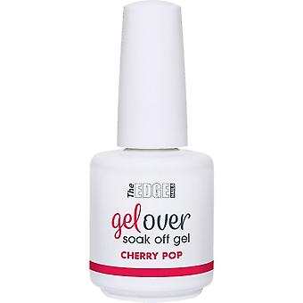 The Edge Nails Gelover 2019 Soak-Off Gel Polish Collection - Cherry Pop 15ml (2003336)