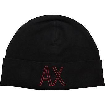 Armani Exchange Ax Logo Beanie
