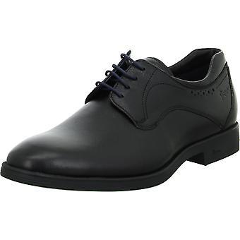 Sioux Forello 34340schwarz universel toute l'année chaussures hommes