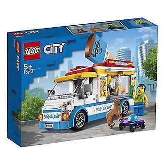 Playset Город Мороженое Грузовик Lego 60253