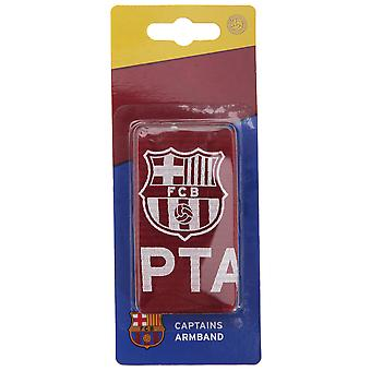 FC Barcelona Official Captains Football Crest Sports Armband