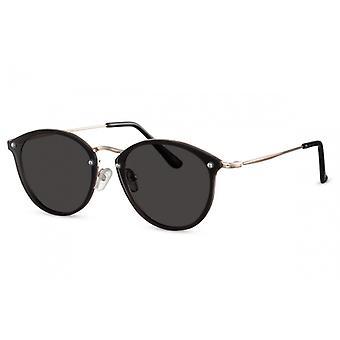 النظارات الشمسية المرأة بانتو Cat.3 الذهب / الدخان (CWI2169)