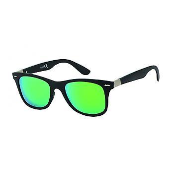 Lunettes de soleil Unisexe randonneurs vert/noir (PZ20-033)