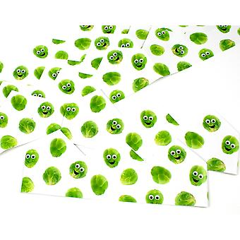 100 Sprouts Adjustable Filigree Paper Hats for DIY Cracker Making Crafts